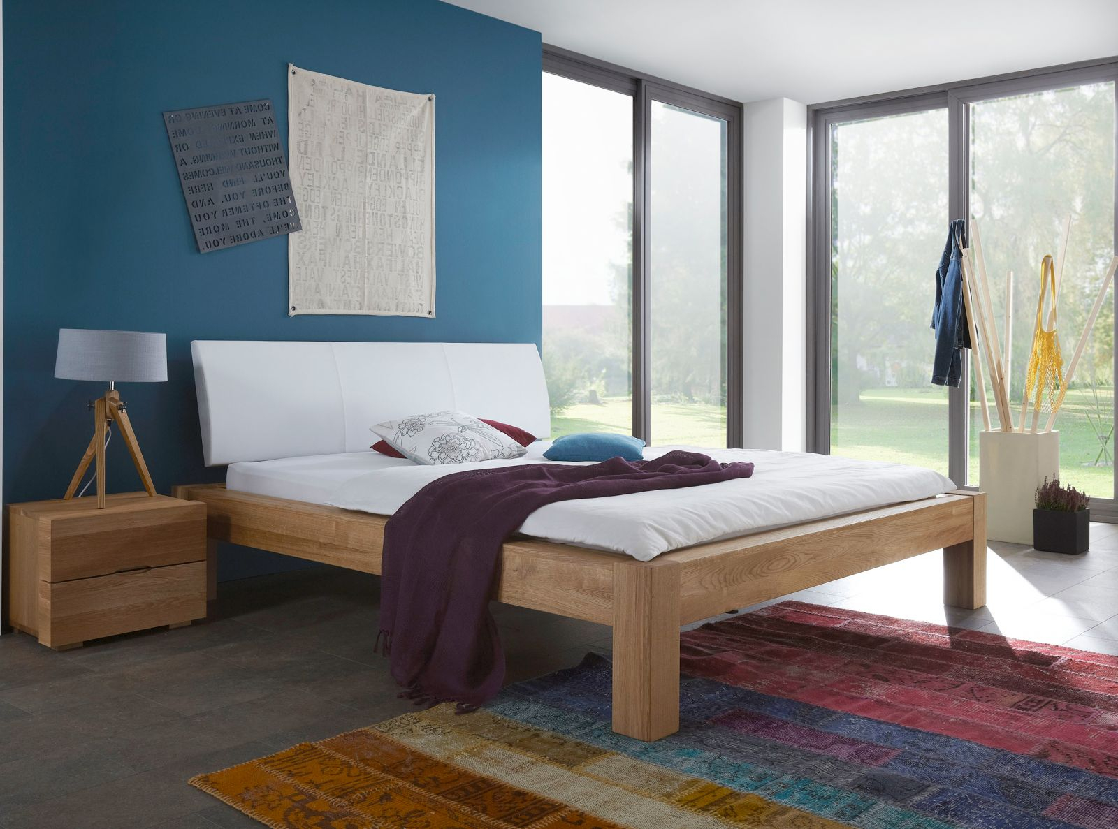 atlantik wasserbetten wasserbett kiel wildeiche massivholz select. Black Bedroom Furniture Sets. Home Design Ideas