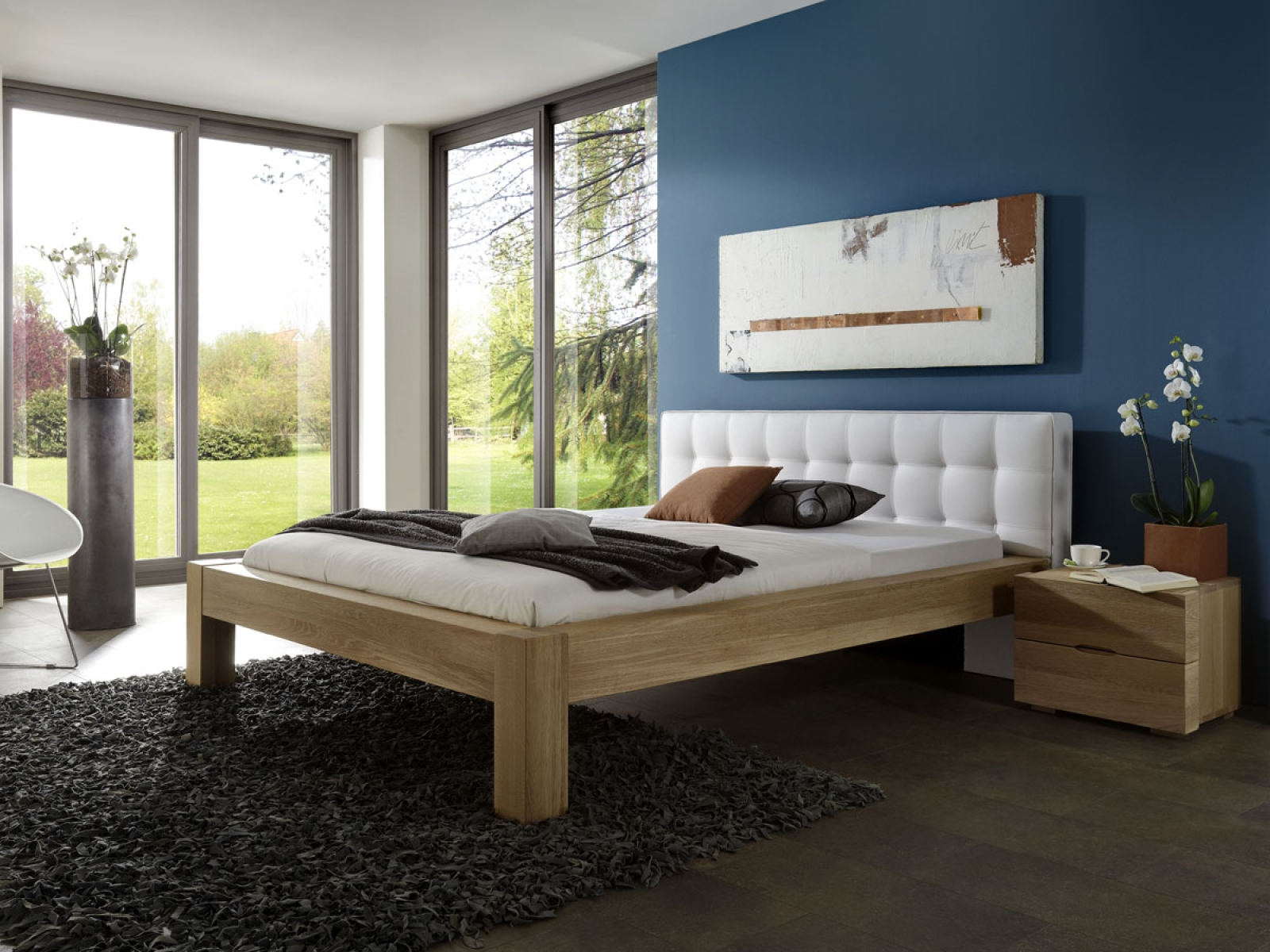 kernholz massivholz select atlantik wasserbetten. Black Bedroom Furniture Sets. Home Design Ideas